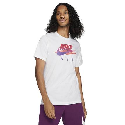Футболка мужская Nike Sportswear Air T-Shirt DD1256-100 Белый, фото 2