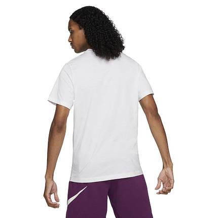 Футболка чоловіча Nike Sportswear Air T-Shirt DD1256-100 Білий, фото 2