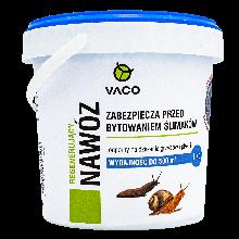 Засіб проти равликів і слимаків, органічне добриво 1 кг, Vaco