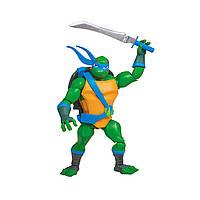 Фигурка Черепашка-Ниндзя Леонардо с Боевым Панцирем Серии Эволюция Teenage Mutant Ninja Turtles (12 Cм) 80826