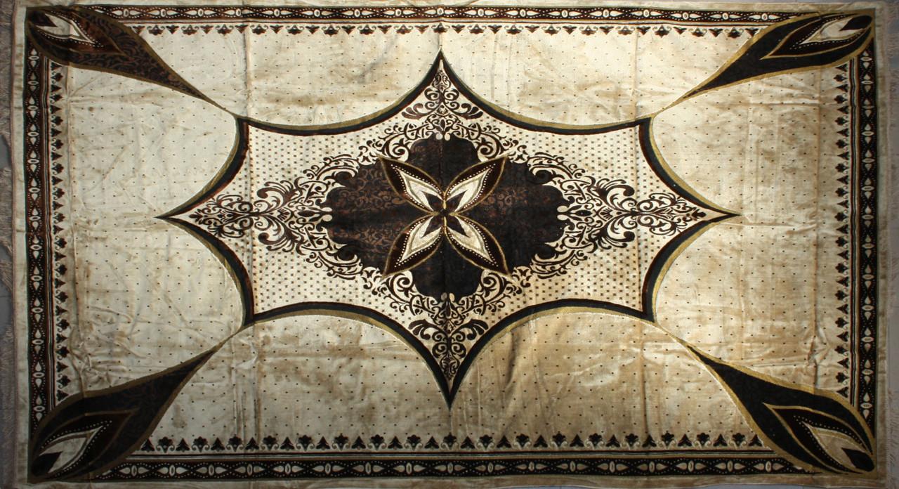 Покривало килимове (дивандек) Крапельки 200*300