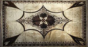 Покривало килимове (дивандек) Крапельки 200*300, фото 2