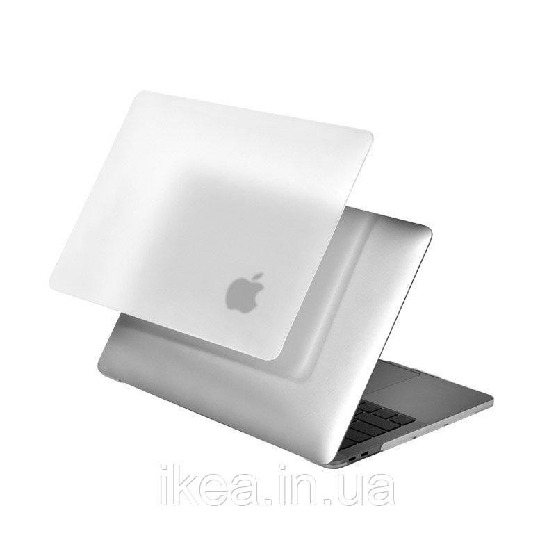 """Пластиковий чохол COTEetCI Універсальний прозорий для Macbook Pro 13"""" (2016-2019)"""