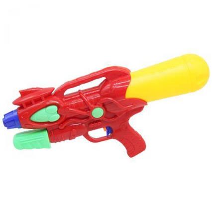 Водный пистолет с накачкой, красный 920-3