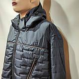Куртка чоловіча весняна, (Супер Великих розмірів) демісезонна куртка 66-76, фото 4
