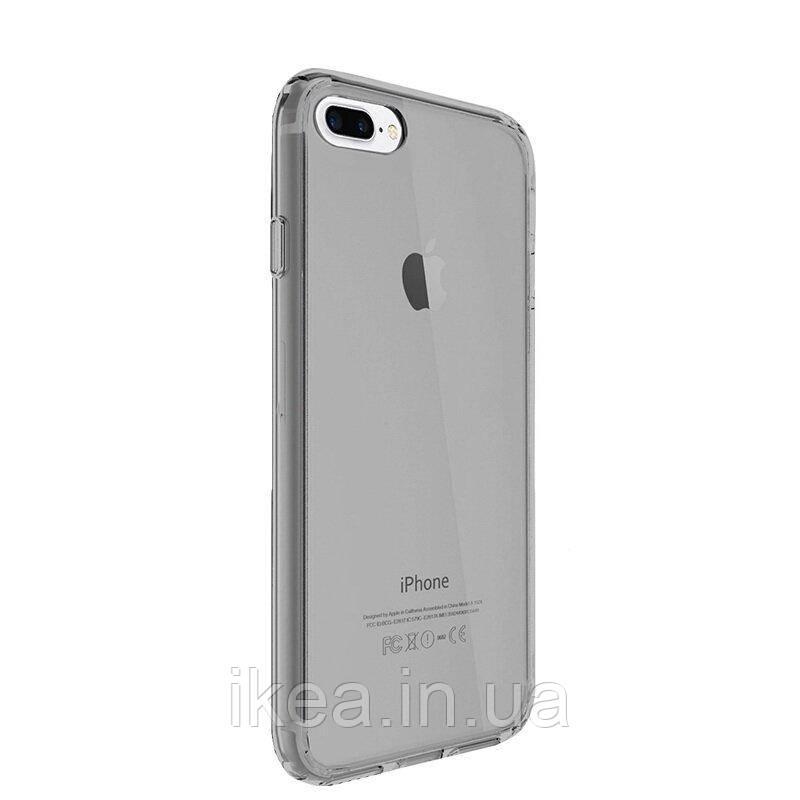 Противоударный чехол SwitchEasy Crush чёрный для iPhone 7 Plus/8 Plus