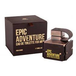Туалетная вода Epic Adventure 100 мл., Emper