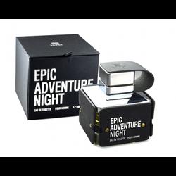 Туалетная вода Epic Adventure Night 100 мл., Emper