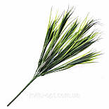 Декоративная трава. Искусственная осока 49 см, фото 5