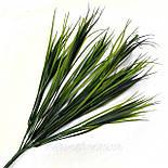 Декоративная трава. Искусственная осока 49 см, фото 7