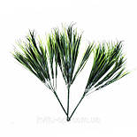 Декоративная трава. Искусственная осока 49 см, фото 6