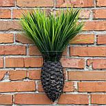 Декоративная трава. Искусственная осока 49 см, фото 4