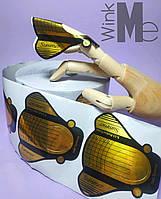 Формы для наращивания ногтей Муха 500 шт