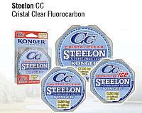 ЛЕСКА Konger STEELON ICE CRISTAL CLEAR FLUOROCARBON COATED 0.20мм/50m