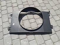 Вентилятор охлаждения основной в сборе с диффузором AURORA 28923/CF-DW0010.10 DAEWOO LANOS