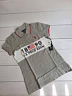 Женская футболка U.S POLO ASSN оригинал