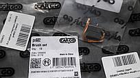 К-кт щеток генератора CARGO PX602 (VALEO)