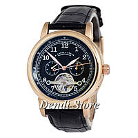 Часы A.Lange & Sohne Glashutte Gold/Black Код: 1042-0008