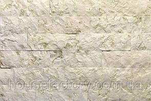 Камень прямоугольной формы B&B Bianco Verde
