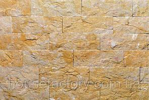 Камень прямоугольной формы B&B Giallo Reale