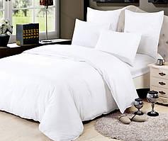 Комплект постельного белья евро на резинке 200*220 хлопок (14588) TM KRISPOL Украина