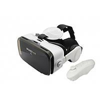 3D окуляри віртуальної реальності VR BOX Z4 з пультом і навушниками