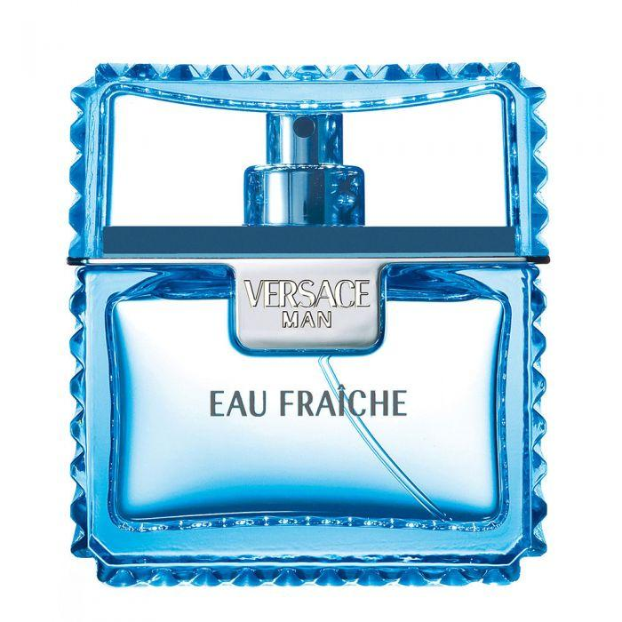 Туалетна вода для чоловіків Versace Man Eau Fraiche 50 мл