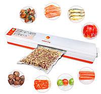 Вакуумный упаковщик для еды Freshpack Pro | Вакууматор | Устройство для вакуумной упаковки