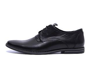 Чоловічі шкіряні туфлі класика VanKristi