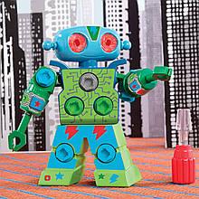 """Набор Робот """"Закручивай и учись"""" Educational Insights Design & Drill Robot Оригинал из США"""