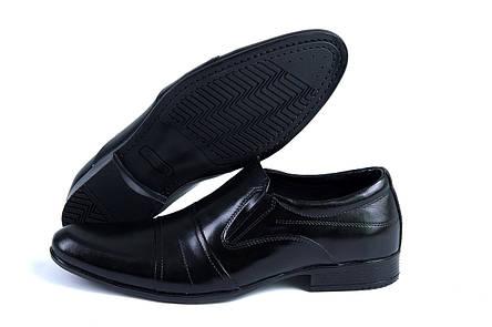 Чоловічі шкіряні туфлі AVA De Lux, фото 2