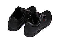 Мужские кожаные кроссовки 600 (реплика), фото 3