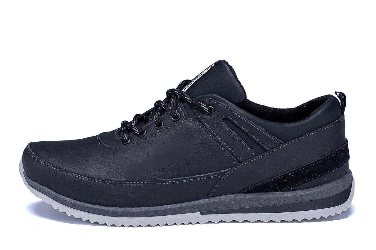 Чоловічі шкіряні кросівки Е-series Danish Desing (репліка)