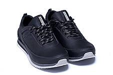 Чоловічі шкіряні кросівки Е-series Danish Desing (репліка), фото 3