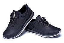Чоловічі шкіряні кросівки Е-series Danish Desing (репліка), фото 2