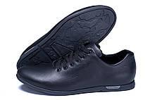 Чоловічі шкіряні кросівки Е-series Soft (репліка), фото 3
