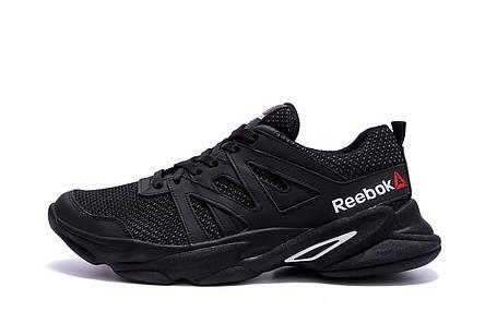 Мужские летние кроссовки сетка  Reebok  Crossfit   (реплика), фото 2