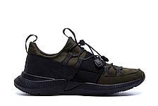 Чоловічі шкіряні кросівки Under Armour (репліка), фото 3