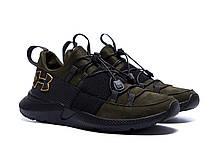 Чоловічі шкіряні кросівки Under Armour (репліка), фото 2
