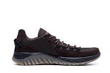 Чоловічі шкіряні кросівки ICEFIELD Brown, фото 2