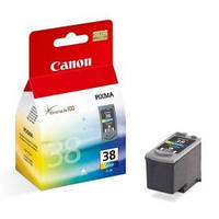 Картридж CANON (CL-38) для Pixma iP1800/3500/MP140/190/210/220/MX300/310  (2146B005)