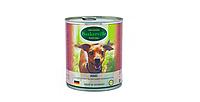 Вологий корм для собак Baskerville Яловичина 800 г