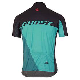 Джерсі Ghost Racing Jersey blk/red/wht - L