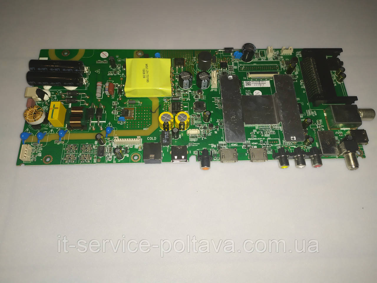 Материнська плата (Main board) MSA3489-ZC01-01 для телевізора STRONG