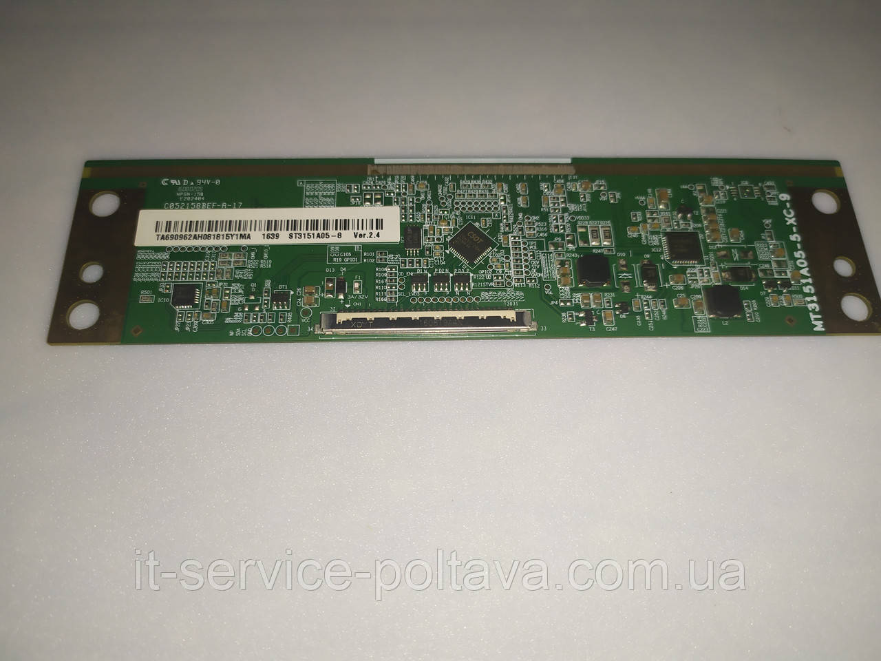Плата (T-Con) MT3151A05-5-XC-9  Ver. 2.4 для телевізора BRAVIS