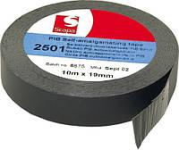 SCAPA-2501-38 Лента самовулканизирующаяся 38мм L:10м Цвет:черный, D:0,5мм