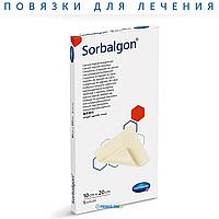 Sorbalgon 10х20см (Сорбалгон), повязка кальций-альгинатная