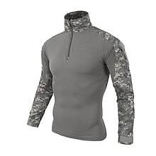 Тактическая рубашка Lesko A655 UCP M Камуфляж 4256-12566, КОД: 1667373