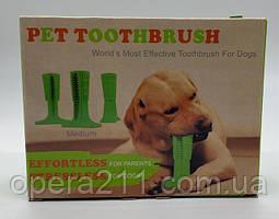 Жувальна іграшка для собак / Dog Chew Brush (S) / ART-0442 (128шт)