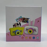 Детский фотоапарат / Baby Camera / Кролик V7 (ET013) (100шт)